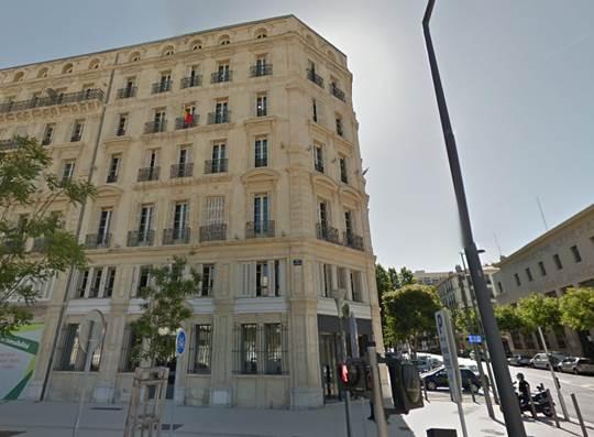 Boulevard Des Dames CBRE Marseille